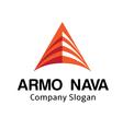 Armo Nava V2 Logo vector image vector image