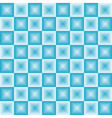 turquoise tiles vector image