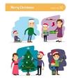 Christmas fun vector image