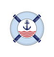 Nautical-Logo-380x400 vector image vector image