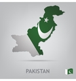 pakistan vector image