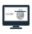FingerPrint desi vector image