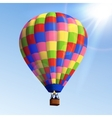 Realistic Air Balloon vector image
