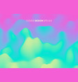 abstract wavy background dynamic effect can be vector image
