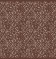 vintage grunge seamless pattern vector image vector image