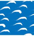 Cartoon water seamless pattern 1 vector image