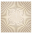 vintage texture paper with glowing center vector image