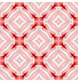 Design seamless colorful diamond pattern vector image