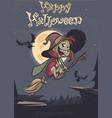 13 death halloween vector image vector image
