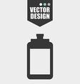 fitness sport design vector image vector image