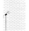 Karaoke Poster Sketch vector image vector image