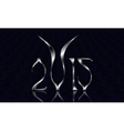 New Year 2015 Goat vector image vector image