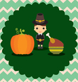 Thanks Giving vector image