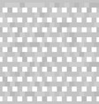 gray and white square pattern seamless background vector image vector image