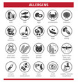 major allergens what causes allergies template