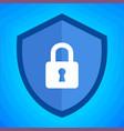 applock icon vector image vector image