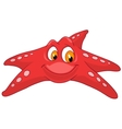 cartoon character star vector image vector image