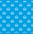 car parking pattern seamless blue vector image vector image