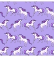 unicorn seamless vector image