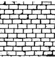 Brickwall Overlay Texture vector image vector image