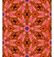 Arabesque pattern design vector image vector image