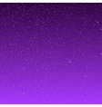 background snowflakes Purple ice storm vector image vector image
