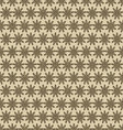 flowers-pattern-retro-06 vector image vector image