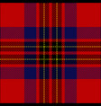 clan leslie scottish tartan plaid seamless pattern vector image vector image