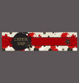 japanese banner template asian culture squama and vector image