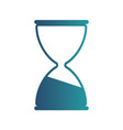 Hourglass icon web and mobile busy sign vector image