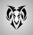 Tribal Aries Signs vector image