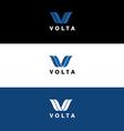 VOLTA LOGO vector image