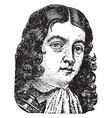 william penn vintage vector image vector image