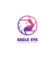 eagle logo vector image vector image