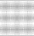 silver metallic star pattern seamless background vector image