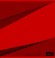 dark red wallpaper banner design vector image