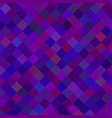 abstract diagonal square pattern background vector image vector image