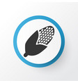 maize icon symbol premium quality isolated corn vector image