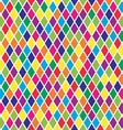 Colorful celebration seamless pattern vector image vector image