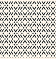 modern geometric seamless pattern with zigzag vector image vector image