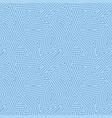 original intricacy modern pattern vector image