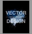 watercolor splash frame sale banner vector image vector image