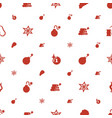 effect icons pattern seamless white background vector image vector image