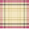 seamless pattern Scottish tartan Virginia vector image vector image