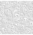 Invitation cards Decorative Pattern vector image
