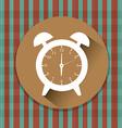 Time digital design vector image vector image