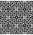Flower Pattern Intricate Tile vector image