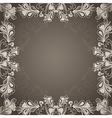 grey antique background vector image vector image