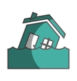house insurance concept icon vector image