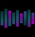 pop art dots with violet gradient halftone vector image vector image